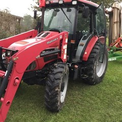 Tractor For Sale 2011 Mahindra 7060 Cab