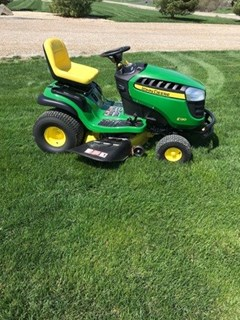 Riding Mower For Sale 2018 John Deere E130 , 22 HP