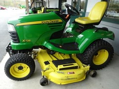 Riding Mower For Sale 2008 John Deere X728 , 27 HP
