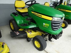 Riding Mower For Sale 2006 John Deere X304 , 17 HP