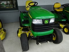 Riding Mower For Sale 2012 John Deere X724 , 24 HP