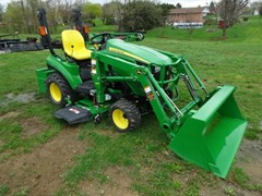 Tractor For Sale 2014 John Deere 1023E , 23 HP