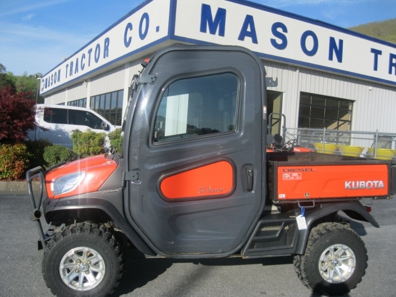 2014 Kubota RTV-X1100C Utility Vehicle For Sale