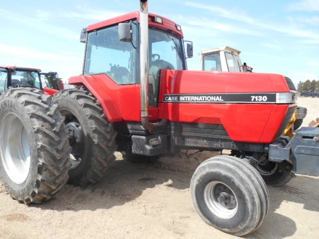 1989 Case IH 7130-2w Tractor For Sale