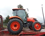 Tractor For Sale: 2015 Kubota M7060HDC12, 64 HP