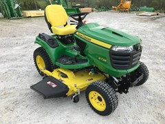 Riding Mower For Sale 2017 John Deere X738 , 25 HP