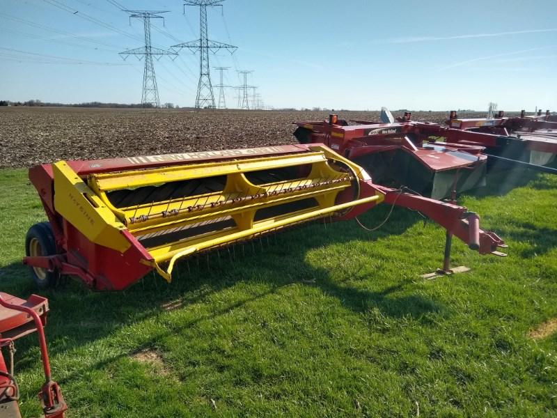 1991 New Holland 492 Mower Conditioner For Sale