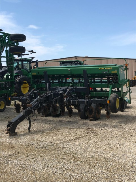 2001 John Deere 1535 Grain Drill For Sale