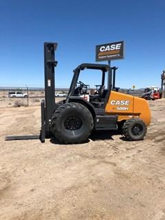Lift Truck/Fork Lift-Rough Terrain :  2019 Case 588H