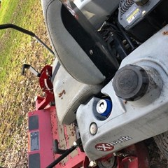 Zero Turn Mower For Sale 2007 Exmark LCT4418BV , 18 HP