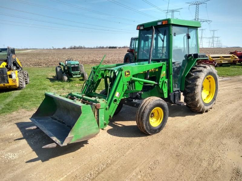 1998 John Deere 5310 Tractor For Sale