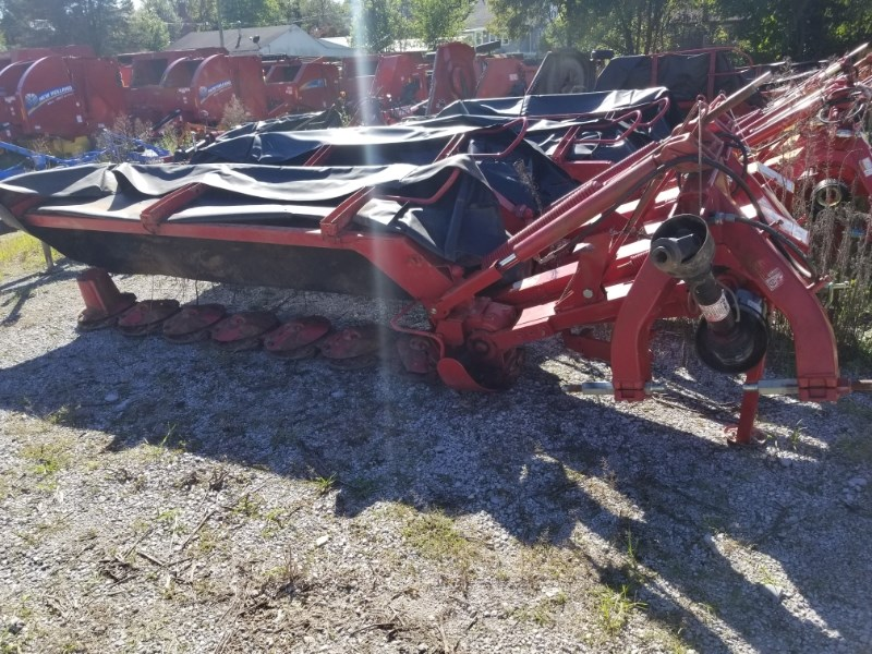 2012 Case IH MD92 Disc Mower For Sale » Somerset Farm Equipment