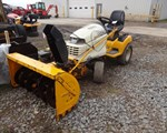 Riding Mower For Sale: 2007 Cub Cadet GT3100, 23 HP