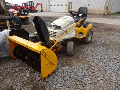 Riding Mower For Sale 2007 Cub Cadet GT3100 , 23 HP