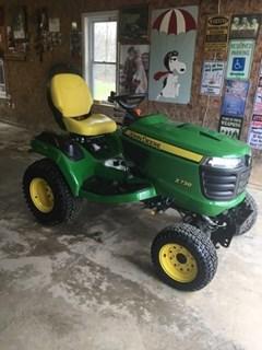 Riding Mower For Sale 2016 John Deere X738