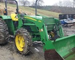 Tractor For Sale: 2013 John Deere 5055E, 55 HP