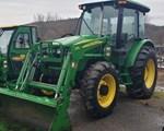 Tractor For Sale: 2008 John Deere 5083E, 83 HP