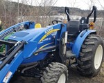Tractor For Sale: 2012 New Holland Boomer 50, 47 HP