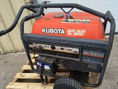 Misc. Ag For Sale:   Kubota AV6500