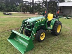 Tractor For Sale 2018 John Deere 3038E , 38 HP