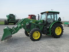 Tractor For Sale 2017 John Deere 5085E , 85 HP