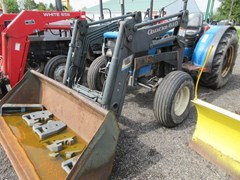 Tractor For Sale 1997 Ford 4230 , 63 HP