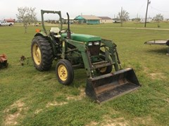 Tractor For Sale 1985 John Deere 1050 , 37 HP