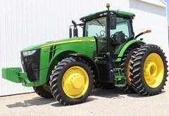 Tractor - Row Crop For Sale 2018 John Deere 8245R , 245 HP