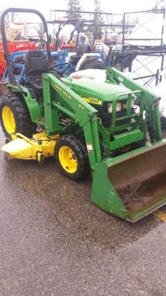 Tractor - Compact For Sale 1998 John Deere 4100 , 20 HP