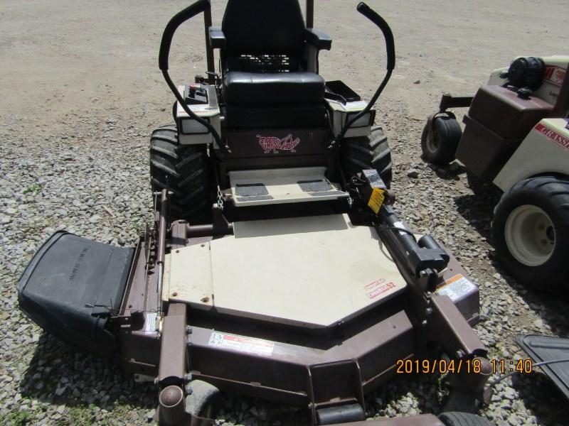 2009 Grasshopper 620T Zero Turn Mower For Sale