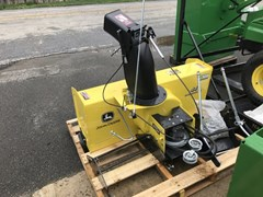 Attachments For Sale 2018 John Deere 44 snowblower  X350
