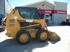 Skid Steer For Sale 2010 Case 435 , 82 HP