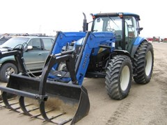 Tractor For Sale 2008 New Holland T6050 Delta