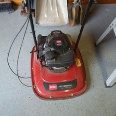 Walk-Behind Mower For Sale Toro HoverPro 450 series