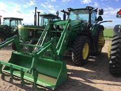 Tractor For Sale 2014 John Deere 6170R , 170 HP