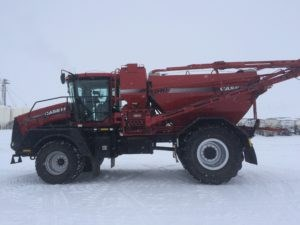 2014 Case IH 4530 Fertilizer Spreader For Sale