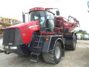 2006 Case IH 4510 Floater/High Clearance Spreader For Sale