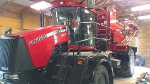 2007 Case IH 4520 Floater/High Clearance Spreader For Sale
