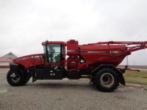 2010 Case IH 3520 Floater/High Clearance Spreader For Sale