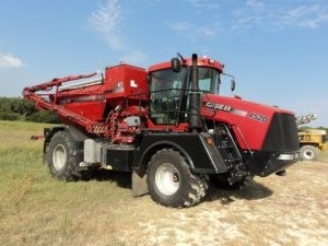 2011 Case IH 4520 Floater/High Clearance Spreader For Sale