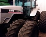 Tractor For Sale: 1996 AGCO White 6195 TRACTOR