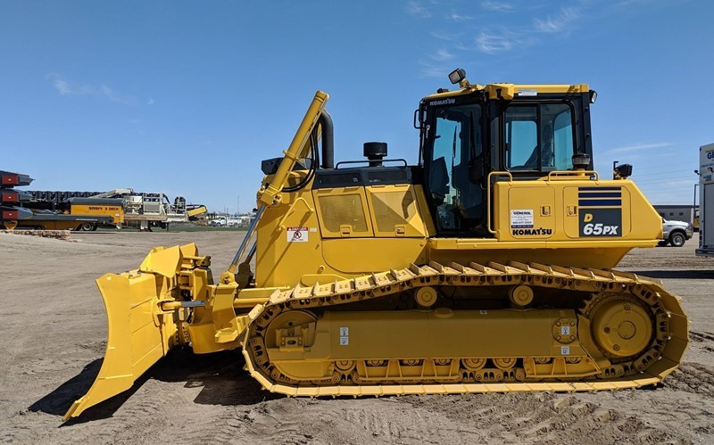2019 Komatsu D65PX-18 Crawler Tractor For Sale