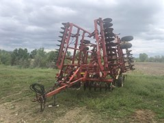 Field Cultivator For Sale 2010 Krause 6324