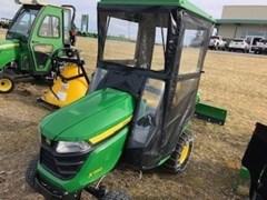 Riding Mower For Sale:  2017 John Deere X380 , 22 HP