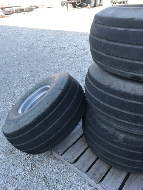 Firestone 16.5L X 16.1  Wheels and Tires For Sale
