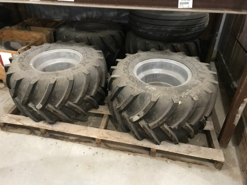 Titan 31 x 15.50-15 NHS Wheels and Tires For Sale