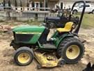 Tractor For Sale:  1999 John Deere 4100 , 19 HP