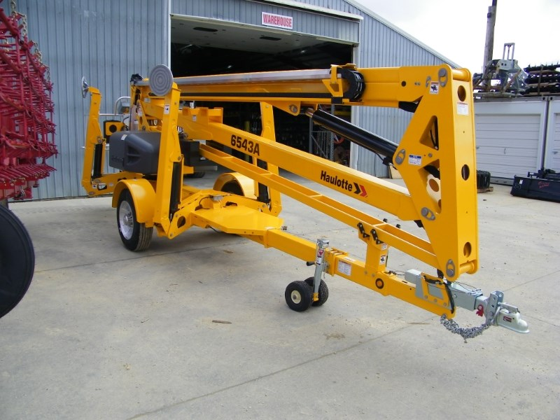 2020 Haulotte 6543A Boom Lift-Articulating For Sale ...
