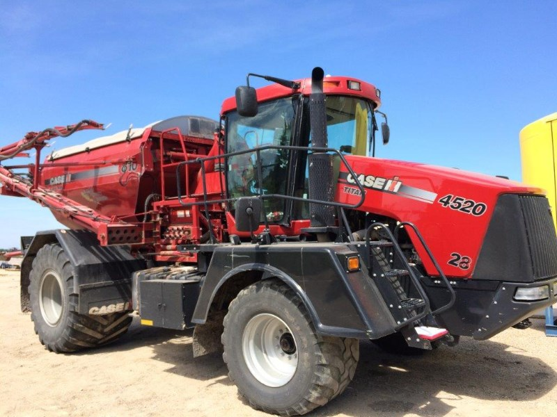 2010 Case IH 4520 Floater/High Clearance Spreader For Sale