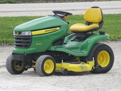 Riding Mower For Sale 2013 John Deere X360 , 22 HP